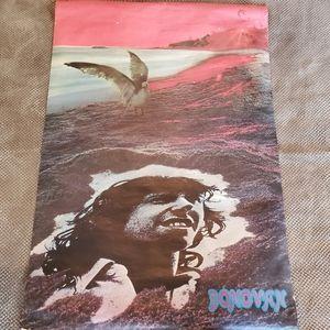 Original 1969 donovan poster